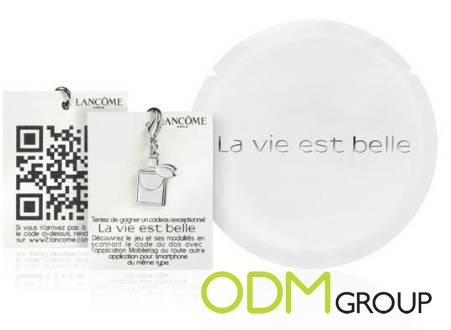 Incentive Product France - Lancôme pendant in Nocibé shops