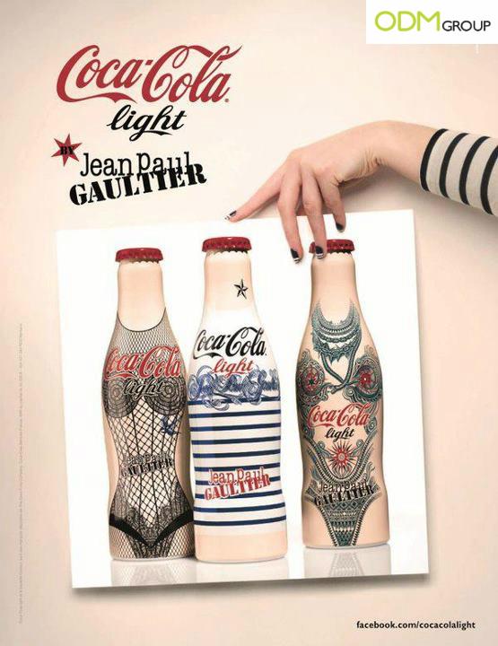 Jean Paul Gauliter and Coca Cola