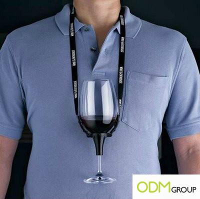 Neck Wine Holder