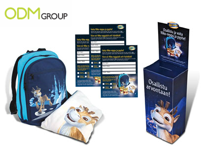 Competition with Promotional Products