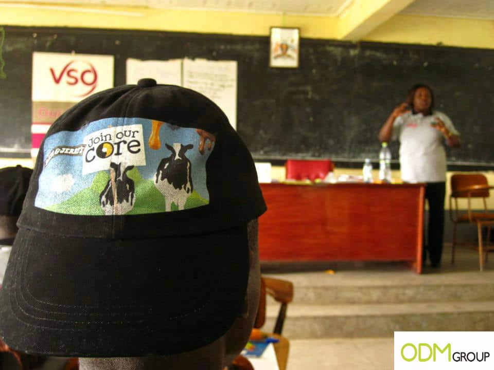 """Ben & Jerry """"Join Our Core"""" Promotional Cap"""