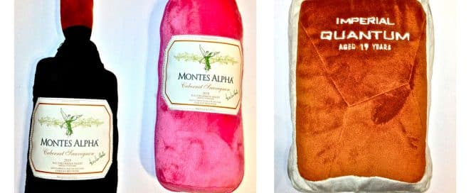 Idea for the Spirits & Wine Industry - The Bottle Blanket