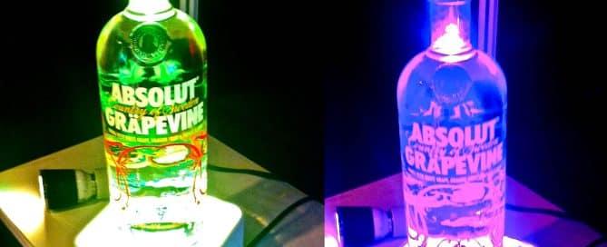 Promotional Product Bottle Glorifier