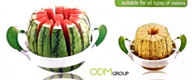 Promotional Products Ideas - Fruits & Vegetables Cutters