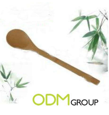 Eco Friendly Bamboo Spoon