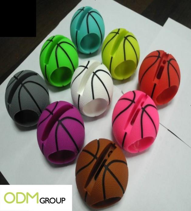 Ball Speakers - Promotional Idea