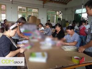 China Factory Visit - Assembling