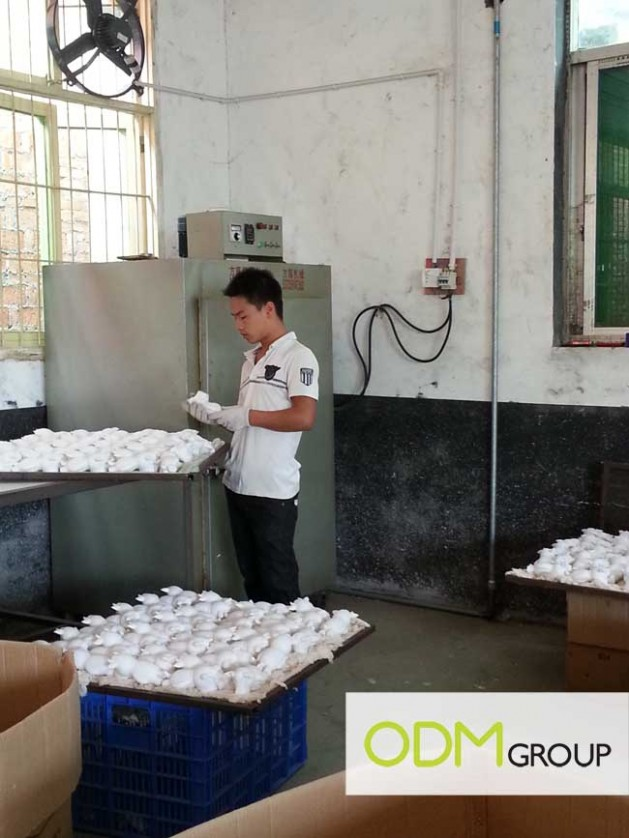 China Factory Visit - Baking