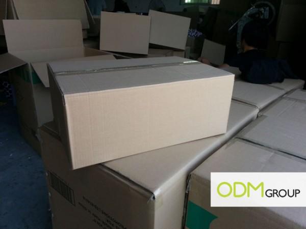 China Factory Visit - Inner Carton