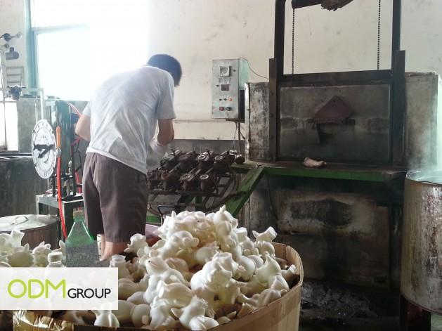 China Factory Visit - Molding