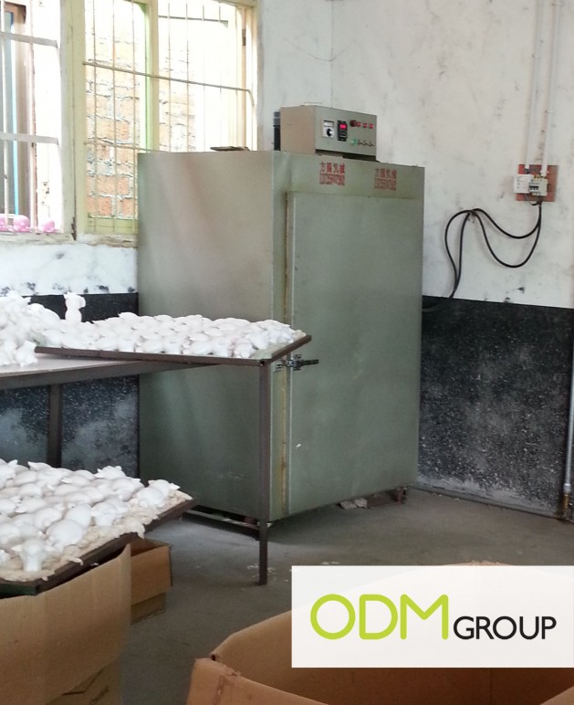 China Factory Visit - Oven