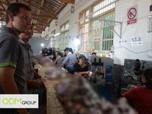 China Factory Visit - Printing Line