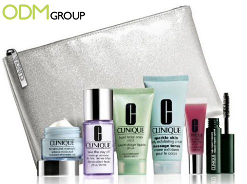 Promotional Cosmetic Pouch by Clinique