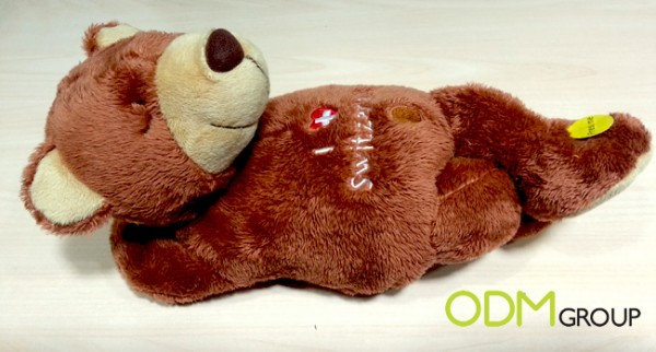 Custom Plush - Snoring Teddy