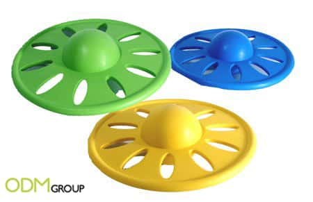 Promotional Idea: Dog Flying Disc