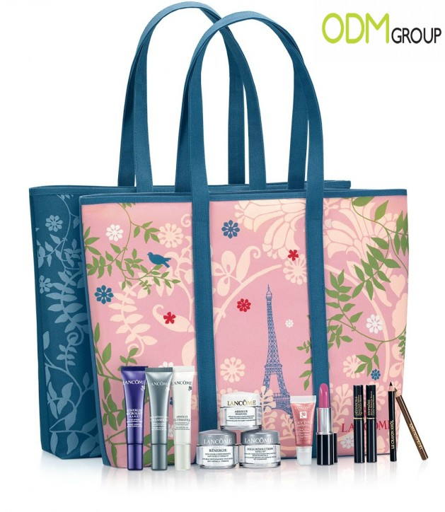 Gorgeous Tote Bag GWP by Lancome