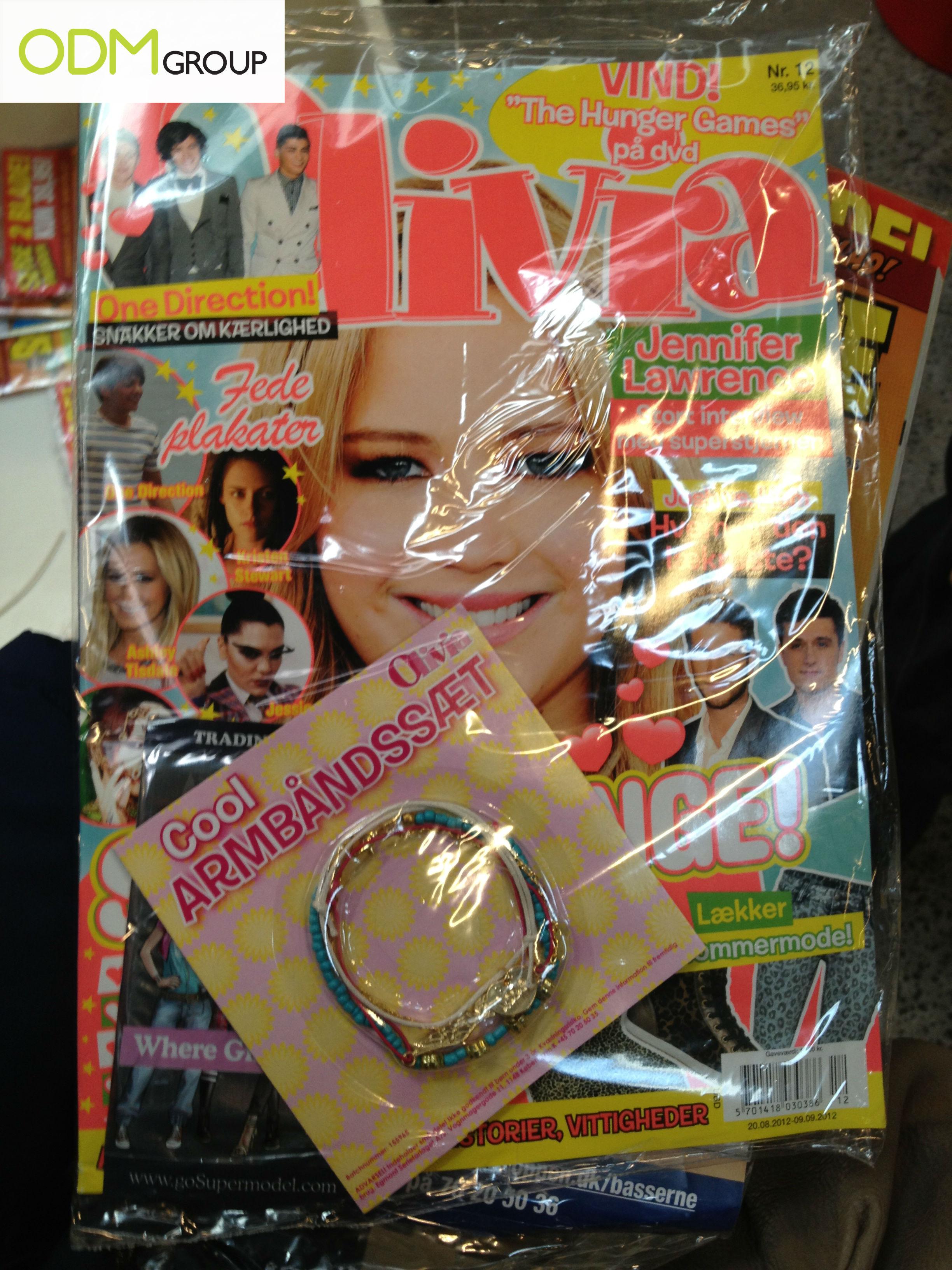 Bracelet GWP by Olivia - Denmark