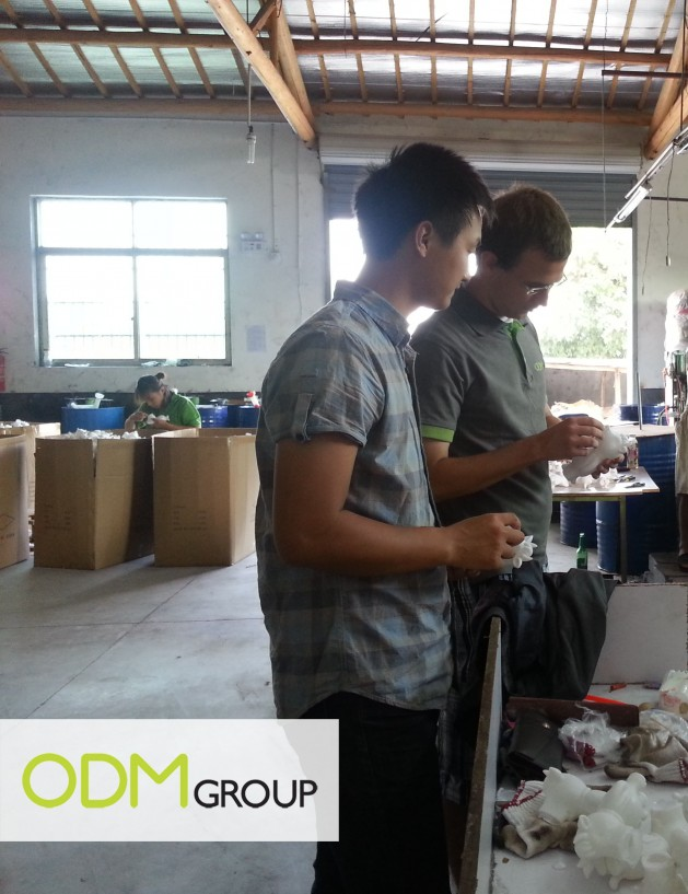 Patrick's China Factory Visit