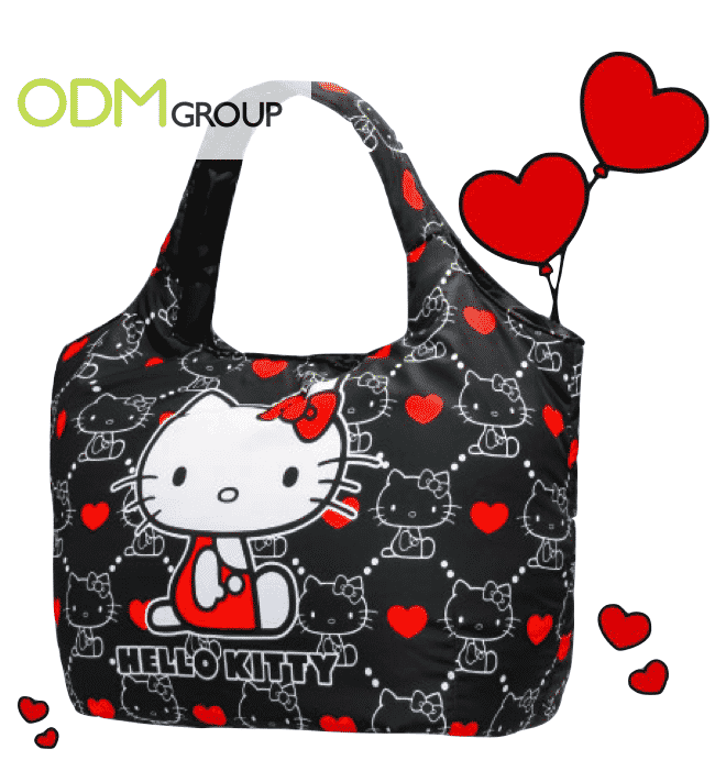 9e4d888413ab Promotional Hello Kitty Tote Bag by Sanrio - Promotional Products.