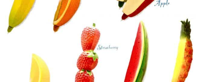 Promotional Items for Juice Company - Fruit Pens