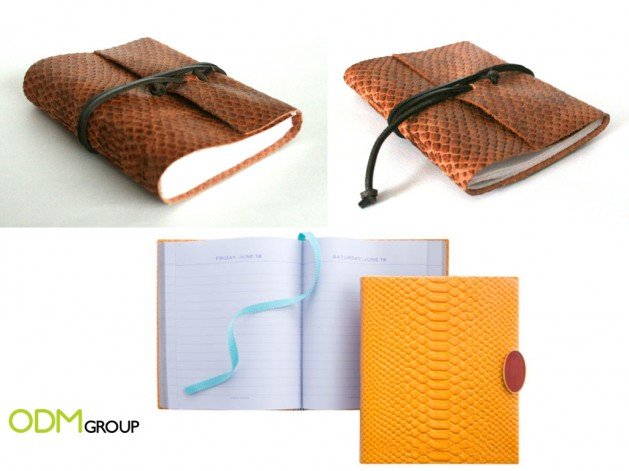 Promotional Snake Skin Daily Planner