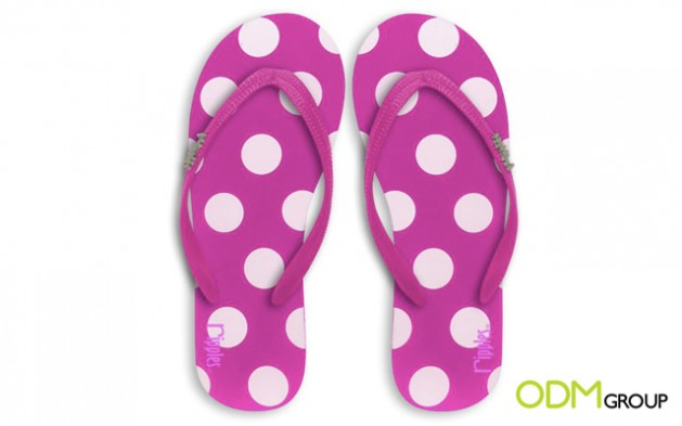 Promotional Slippers by Ripples