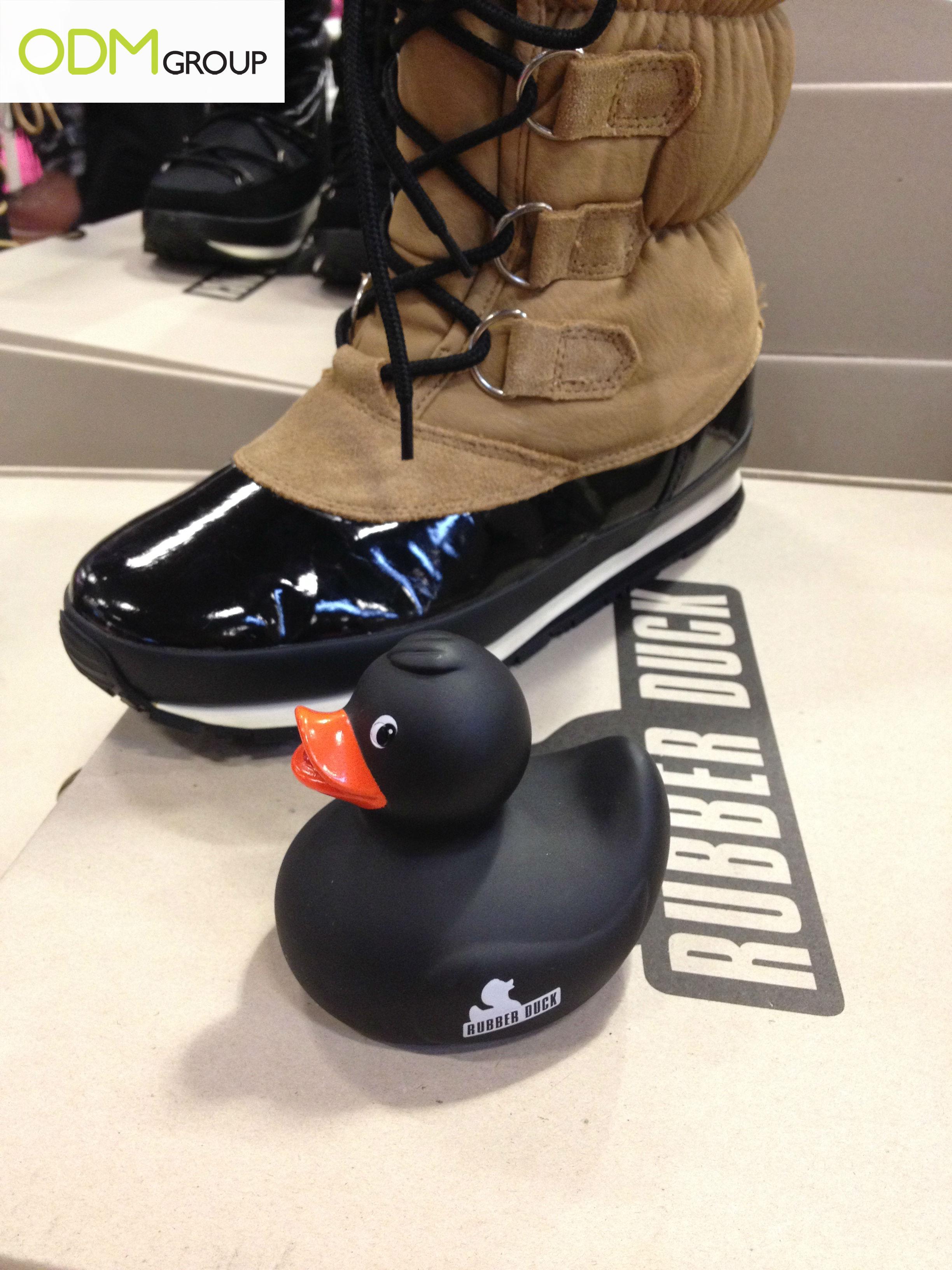Rubber Duck Promotion - Denmark