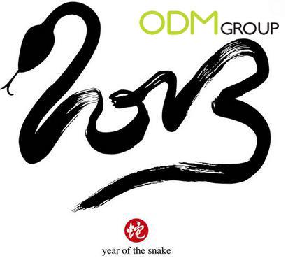 2013 Holidays China - Snake Year