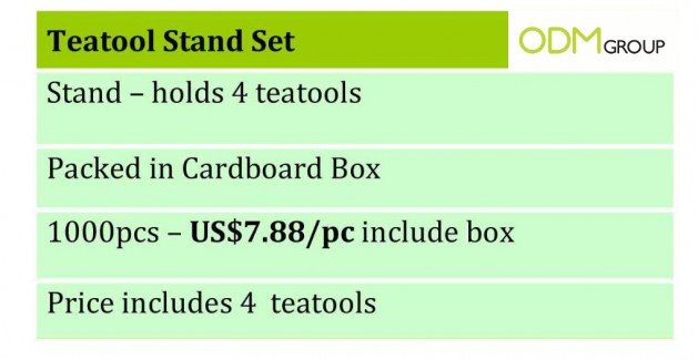 Tea Tool Additional Details