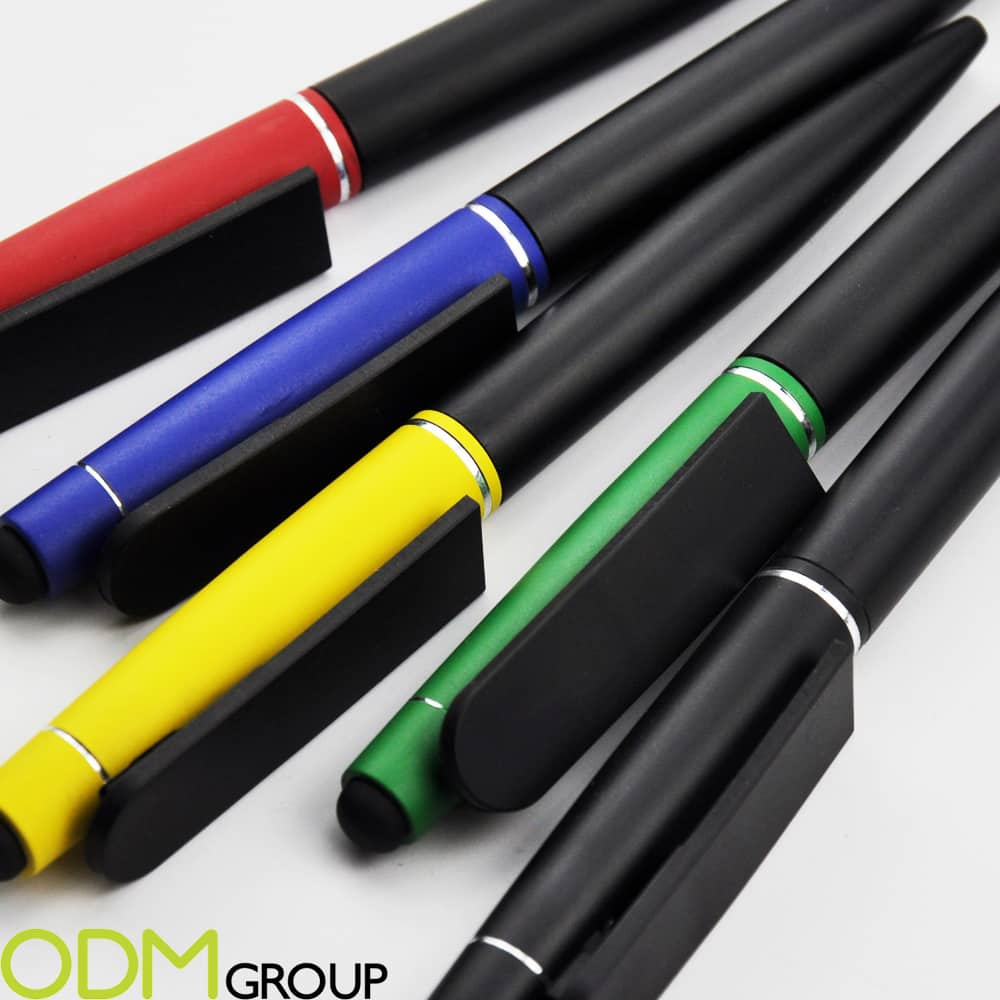 USB Stick Pen Promotional Two-in-One Office Supplies