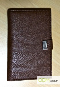 Leather Wallet Promotional gift by ODM