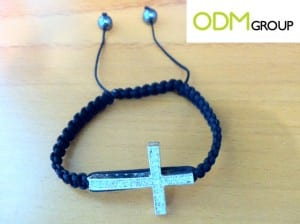 Giveaways: Bracelet with White Cross