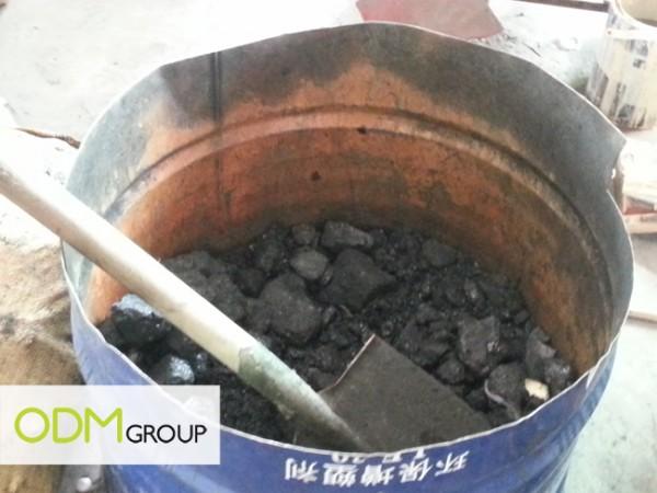 China Factory - Charcoal