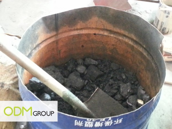 China Factory - Charcoal