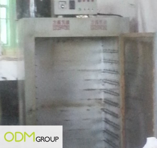 China Factory - Oven
