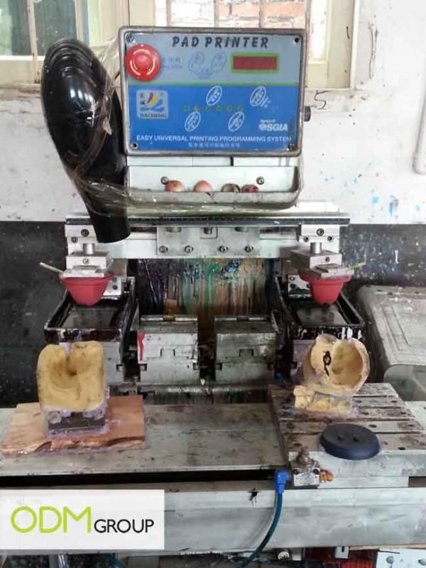 China Factory Visit - Printing Machine