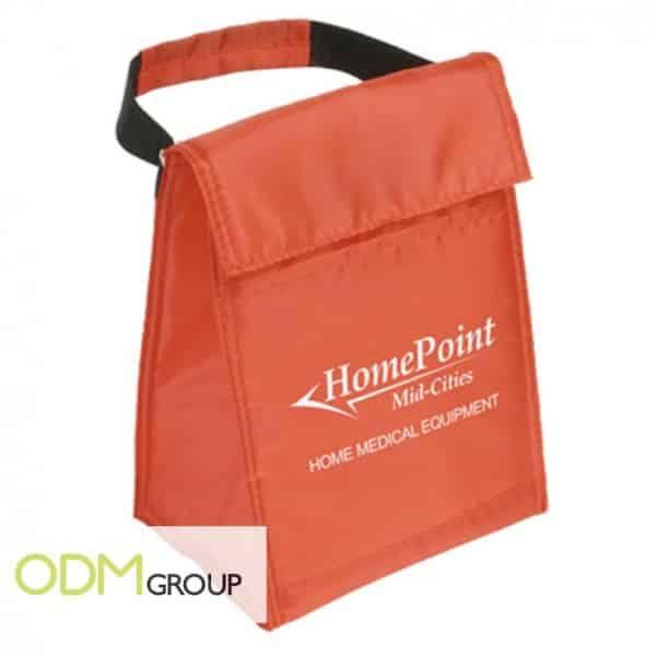 Custom Promos - Branded Lunch Bag