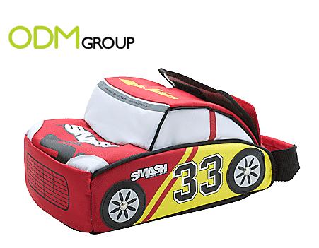 Custom Promos - Car Shape Lunch Bag