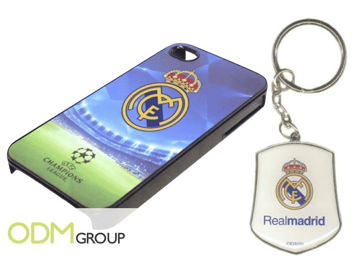 Custom Promos by Real Madrid C.F. in Spain