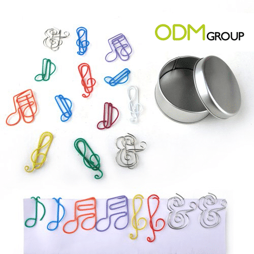 Gift for Client - Creative Paper Clips