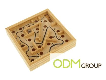 Marketing Gift Idea - Mini Labyrinth