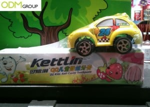 Giveaways Toy Car by Kettlin in China