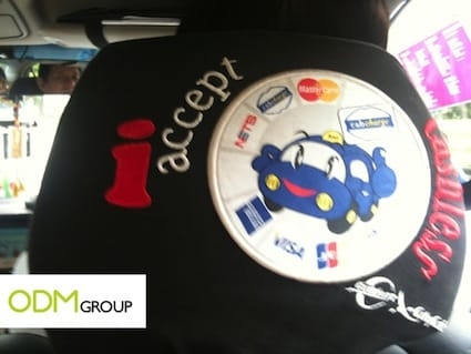 Marketing Gift for Cars by Comfort and CityCab Singapore