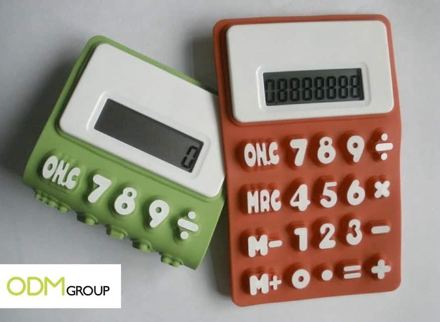 Marketing Swag - Foldable Calculator