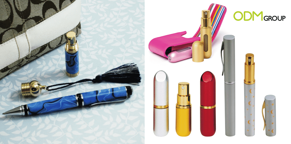 On Pack Promotion - Perfume Atomizer