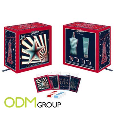 Marketing Products - 3D Greeting Cards by Jean Paul Gaultier
