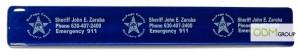Marketing Ideas: Reflective Snapband - Sheriff Zaruba