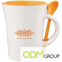 Promotional Gift - Ceramic Mug with Logo