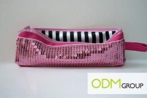 Promotional Gift - Sequin Pencil Case