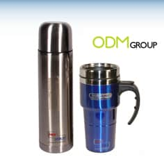 Promo Gift Double Wall Vacuum Thermo and Mug